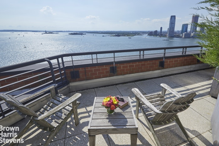 377 Rector Place Phb, Battery Park City, NYC, $4,990,000, Web #: 19015339