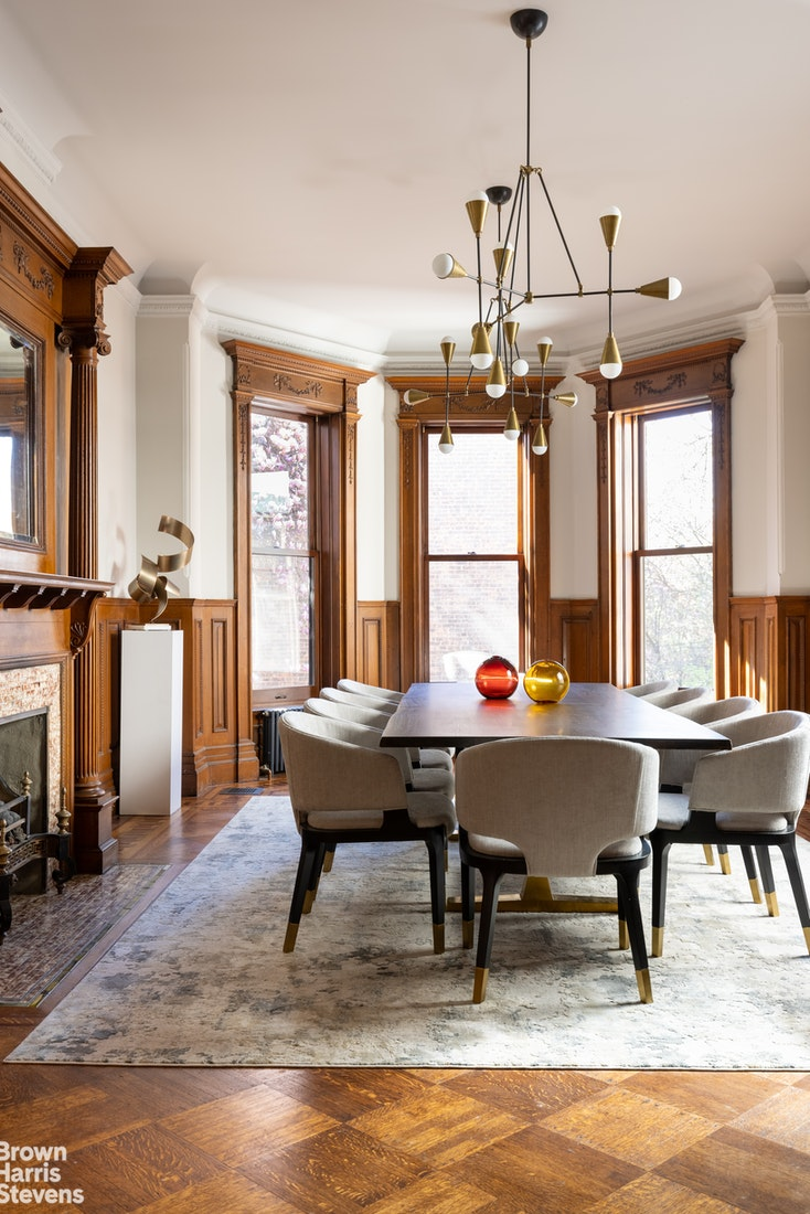104 Prospect Park West, Park Slope, New York, $7,250,000, Web #: 19098184