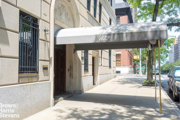 1172 Park Avenue 1A, Upper East Side, NYC, $565,000, Web #: 19238531