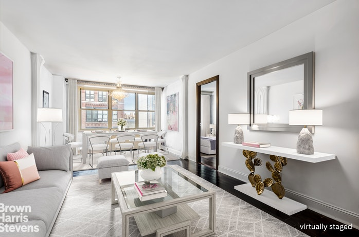 520 East 72nd Street 10D, Upper East Side, NYC, $560,000, Web #: 19257810