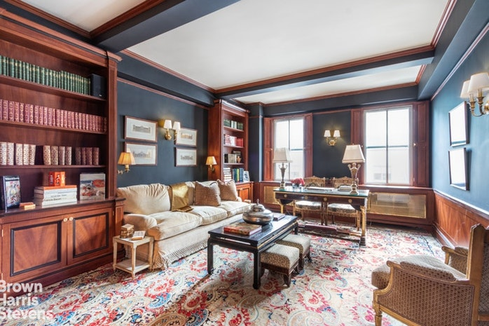 50 East 77th Street 5A, Upper East Side, NYC, $4,995,000, Web #: 19363711