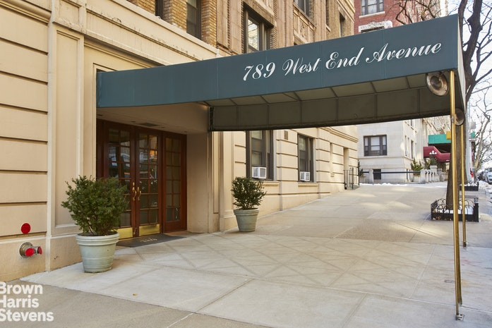 789 West End Avenue 8B, Upper West Side, NYC, $1,350,000, Web #: 19469347