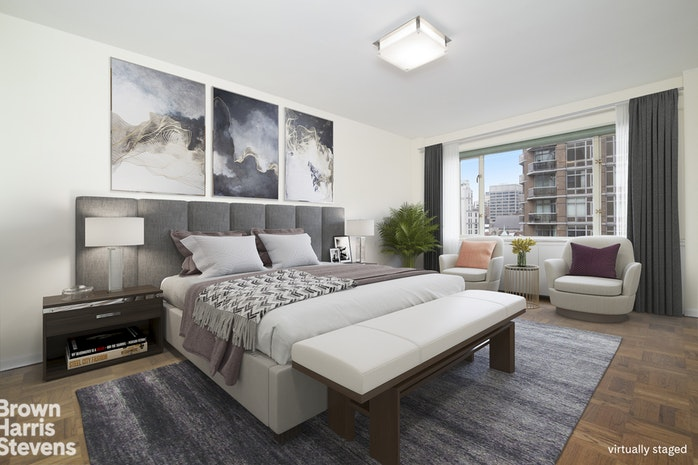 166 East 63rd Street 12G, Upper East Side, NYC, $1,995,000, Web #: 19473862