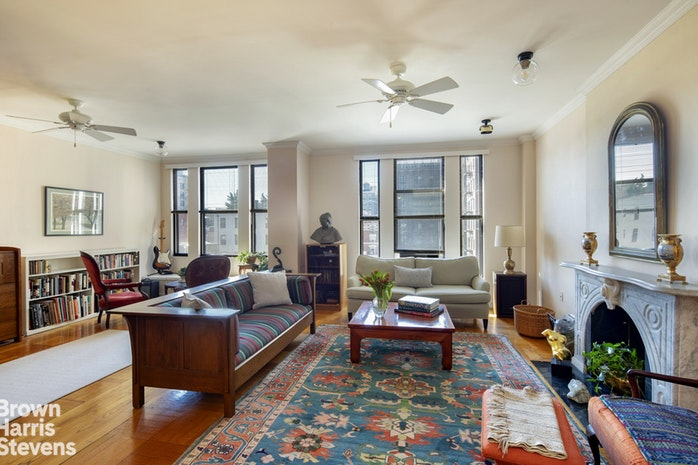 420 Riverside Drive 9H, Upper West Side, NYC, $2,062,500, Web #: 19487057