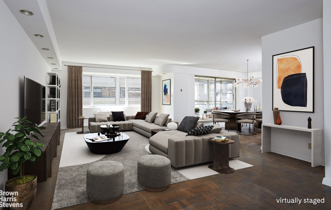 150 East 69th Street 8C, Upper East Side, NYC, $1,900,000, Web #: 19506795