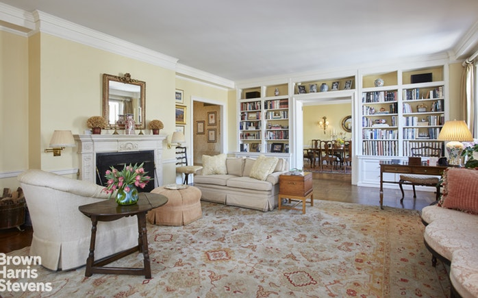 1115 Fifth Avenue 12C, Upper East Side, NYC, $7,400,000, Web #: 19515989