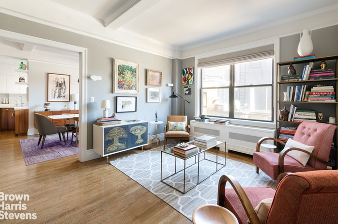 300 Riverside Drive 10E, Upper West Side, NYC, $1,700,000, Web #: 19566781