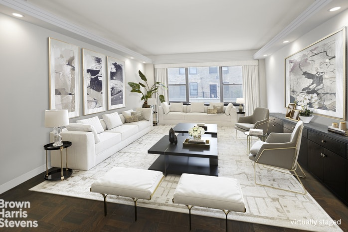 110 East 57th Street 14Fgh, Midtown East, NYC, $1,255,000, Web #: 19595853