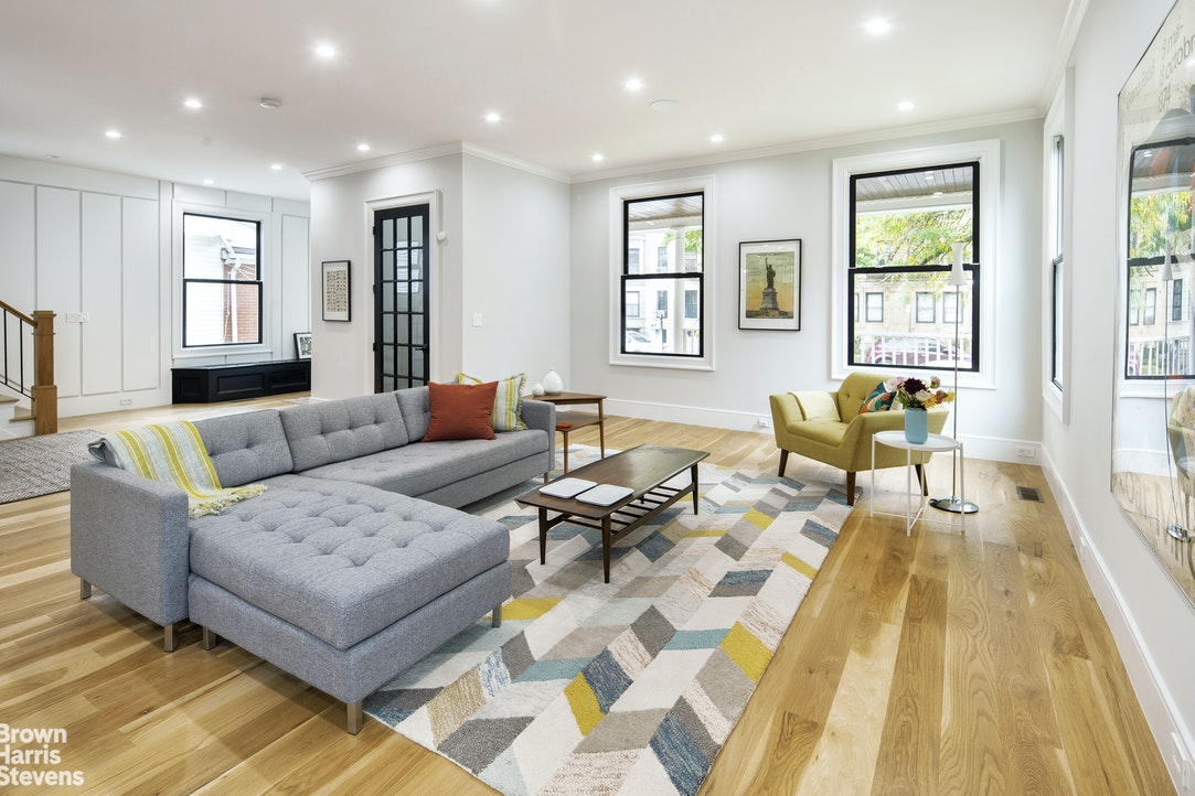 115 Fenimore Street, Prospect Lefferts, Brooklyn, NY, 11225, $2,995,000, Property For Sale, Halstead Real Estate, Photo 1