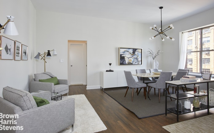257 Central Park West 12D, Upper West Side, NYC, $1,580,000, Web #: 19633380