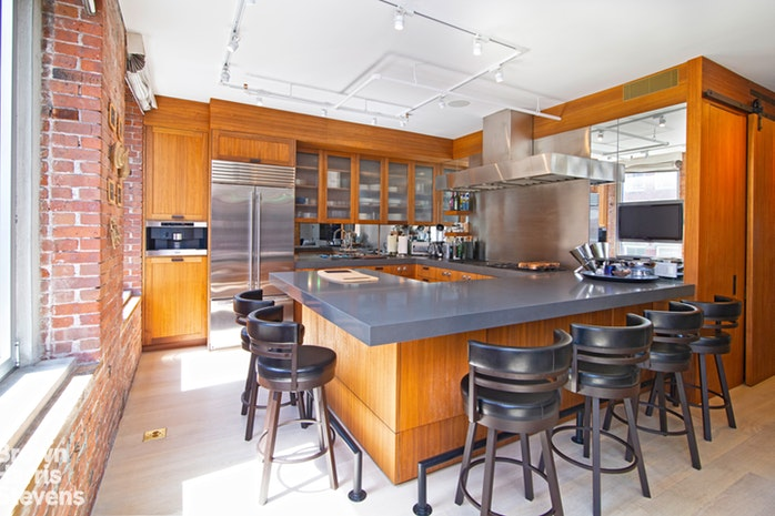 420 West Broadway 4W, Soho, NYC, $7,745,000, Web #: 19641061