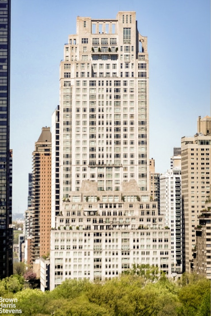 15 Central Park West 34C, Upper West Side, NYC, $26,500,000, Web #: 19695303