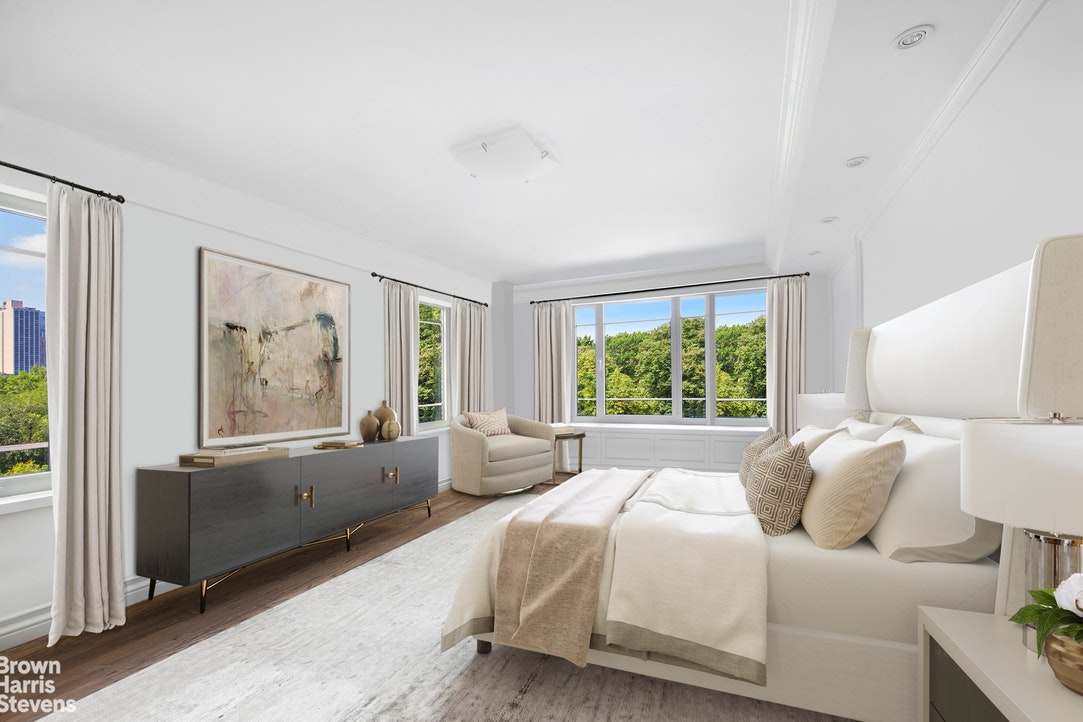 880 Fifth Avenue 7F, Upper East Side, NYC, $7,300,000, Web #: 19765026