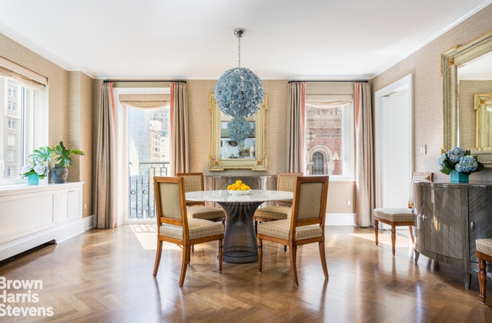 530 Park Avenue 10A, Upper East Side, NYC, $6,800,000, Web #: 19777427