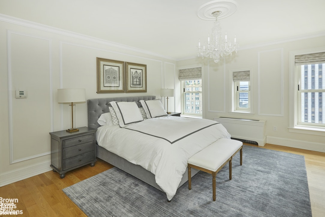 1 Central Park South 1411, Midtown East, NYC, $3,495,000, Web #: 19867020