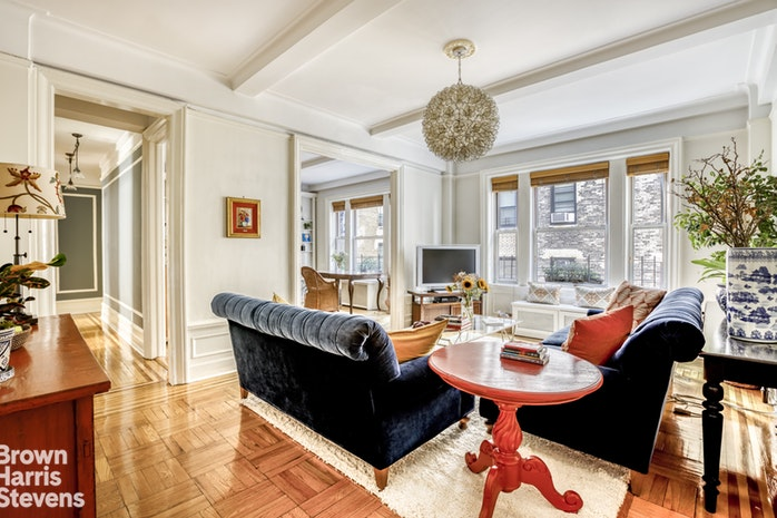 160 West 87th Street 7A, Upper West Side, NYC, $1,435,000, Web #: 19869025