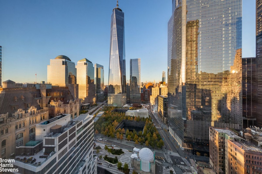 123 Washington Street 51D, Financial District, NYC, $995,000, Web #: 19891345