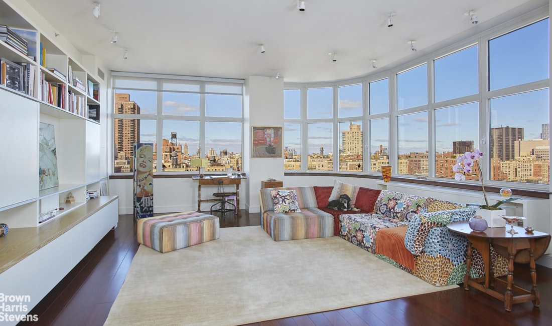 181 East 90th Street 21C, Upper East Side, NYC, $3,595,000, Web #: 19917423