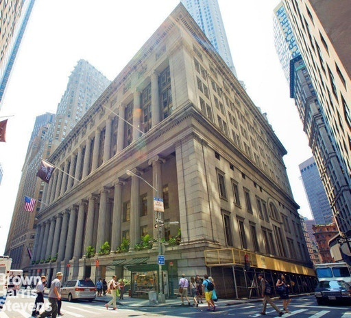 55 Wall Street 554, Financial District, NYC, $1,000,000, Web #: 19943425