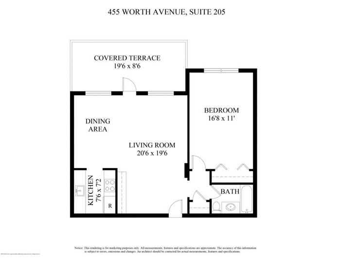 455 Worth Avenue 205, Palm Beach, Florida, $670,000, Web #: 2000142998