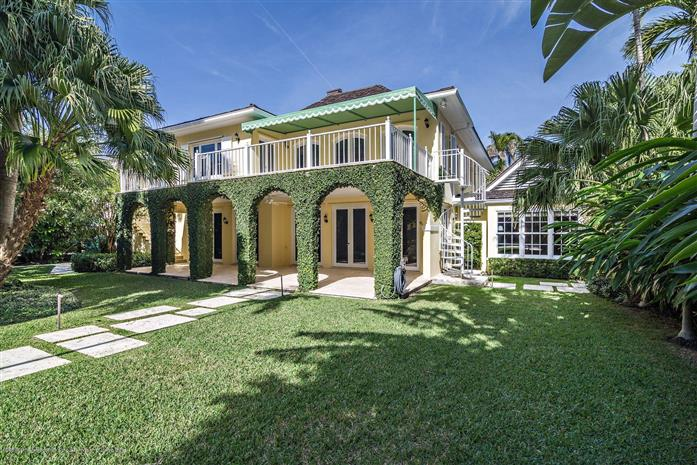 244 Palmo Way, Palm Beach, Florida, $6,500,000, Web #: 2000147661
