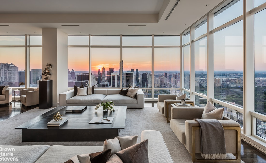 151 East 58th Street Ph53w, Midtown East, NYC, 10022, $17,500,000, Property For Sale, Halstead Real Estate, Photo 2