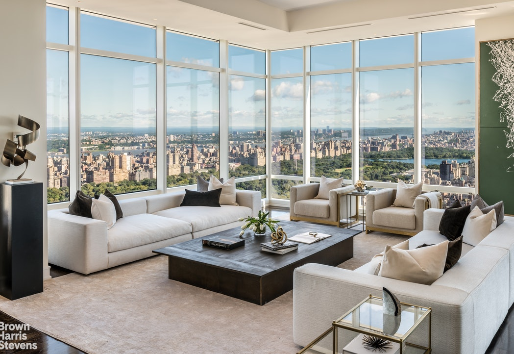 151 East 58th Street Ph53w, Midtown East, NYC, 10022, $17,500,000, Property For Sale, Halstead Real Estate, Photo 3