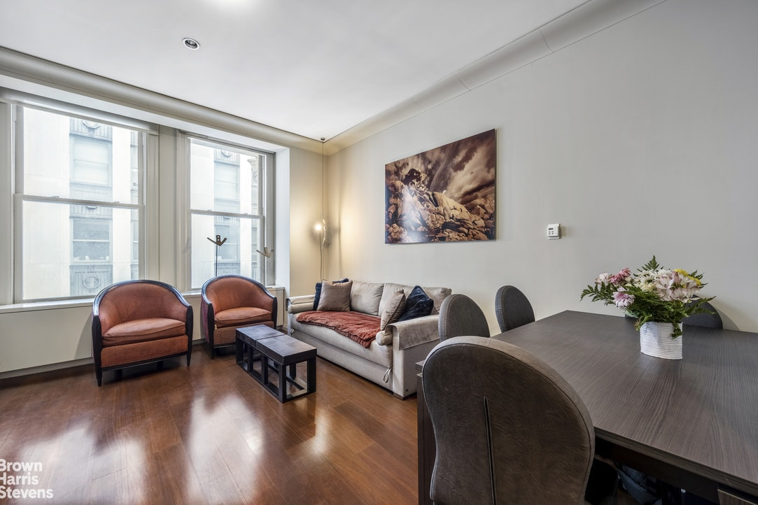55 Wall Street, Financial District, NYC, 10005, $987,909, Property For Sale, Halstead Real Estate, Photo 1