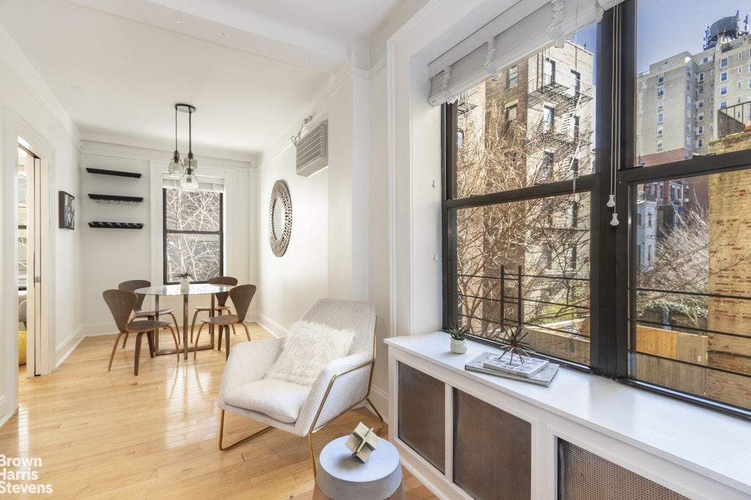 55 West 95th Street 24, Upper West Side, NYC, $1,125,000, Web #: 20058188