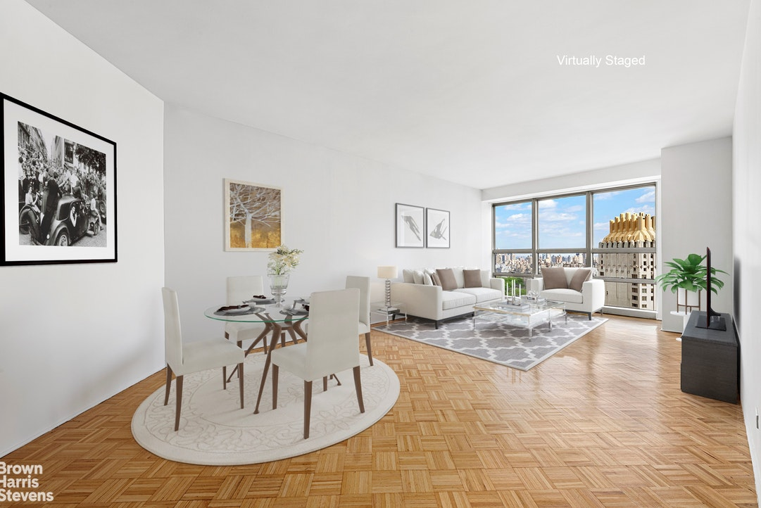146 West 57th Street 44b, Midtown West, NYC, 10019, $1,575,000, Property For Sale, Halstead Real Estate, Photo 2