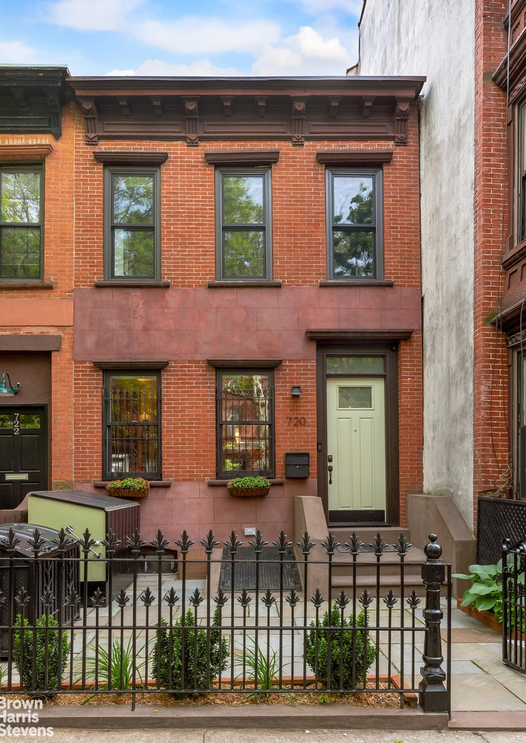 720 Sackett Street, Park Slope, New York, $2,300,000, Web #: 20155502