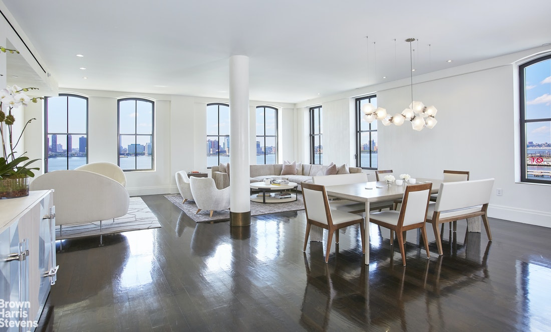 250 West Street 9a, Tribeca, NYC, 10013, $12,000,000, Property For Sale, Halstead Real Estate, Photo 1