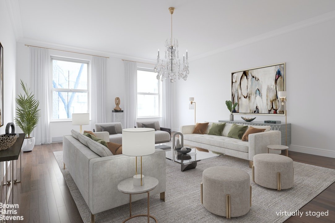 740 Park Avenue 2/3C, Upper East Side, NYC, $19,500,000, Web #: 20238003