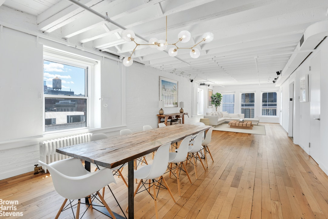 SoHo Penthouse: 64 Grand Street