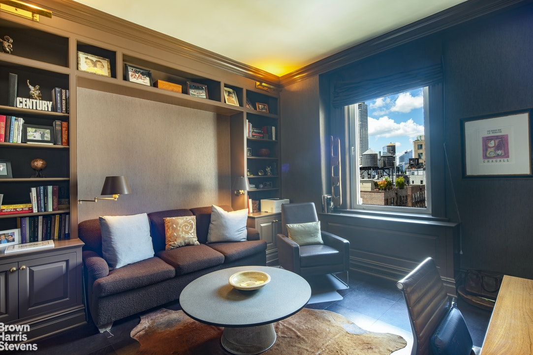 50 Central Park West 9C, Upper West Side, NYC, $5,550,000, Web #: 20253669