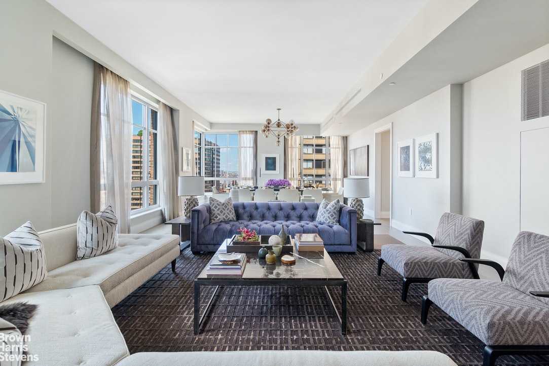 200 East 95th Street 15b, Upper East Side, NYC, 10128, $6,387,000, Property For Sale, Halstead Real Estate, Photo 3