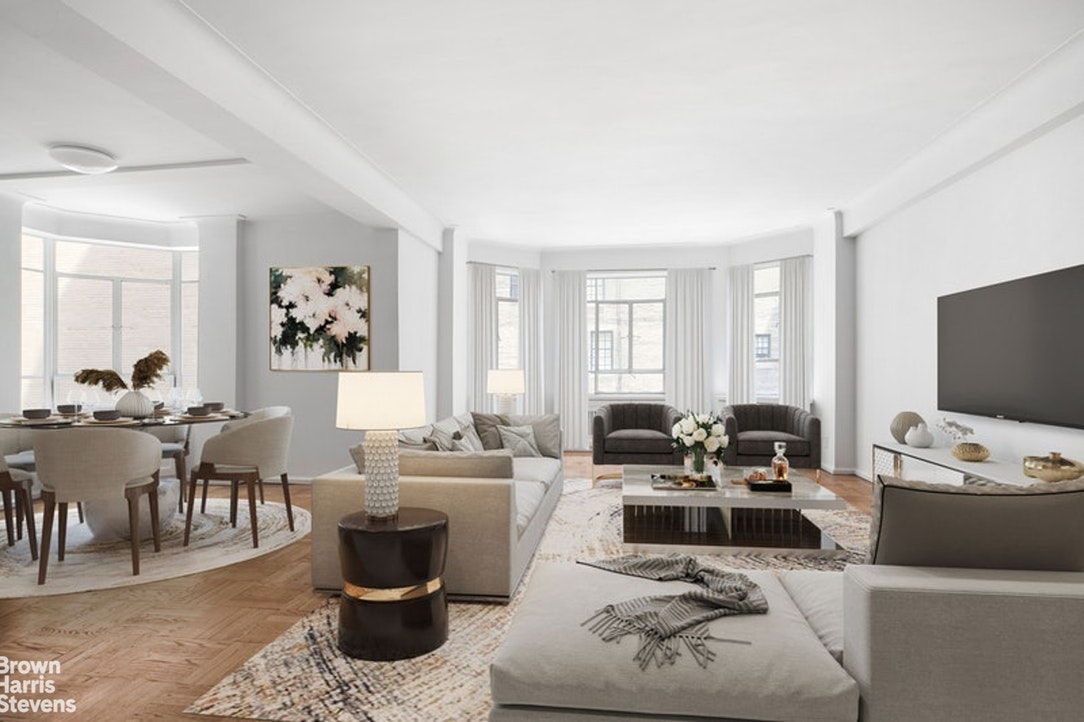 880 Fifth Avenue 5L, Upper East Side, NYC, $1,050,000, Web #: 20300222