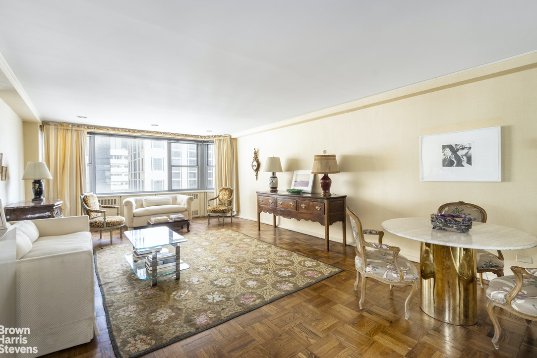 110 East 57th Street 17D, Midtown East, NYC, $1,150,000, Web #: 20346982