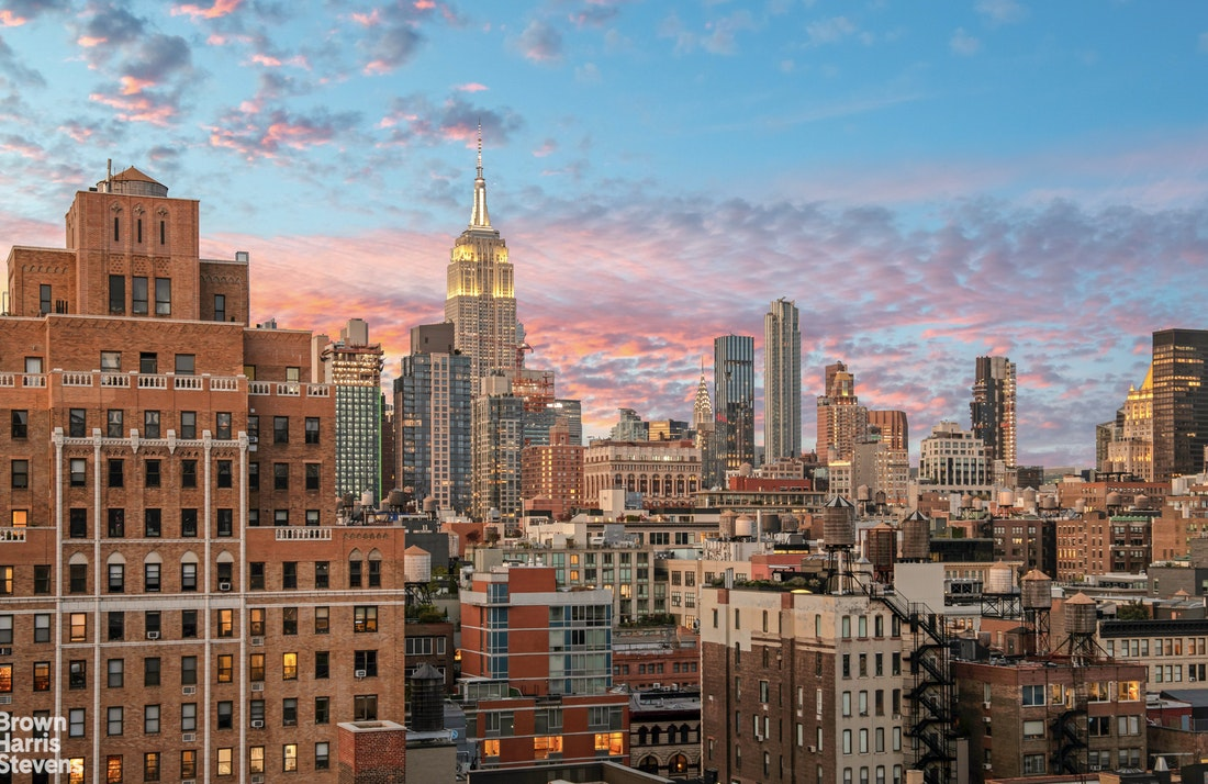 77 Seventh Avenue 18F, Chelsea, NYC, $1,650,000, Web #: 20366828