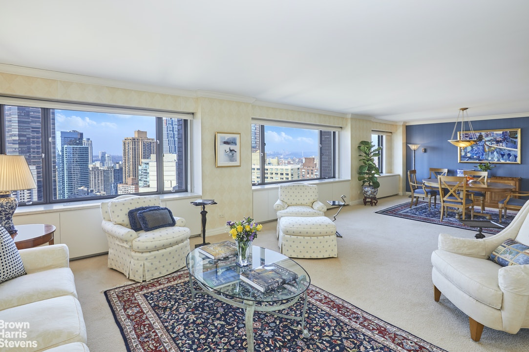 20 West 64th Street 38Hj, Upper West Side, NYC, $2,895,000, Web #: 20391372