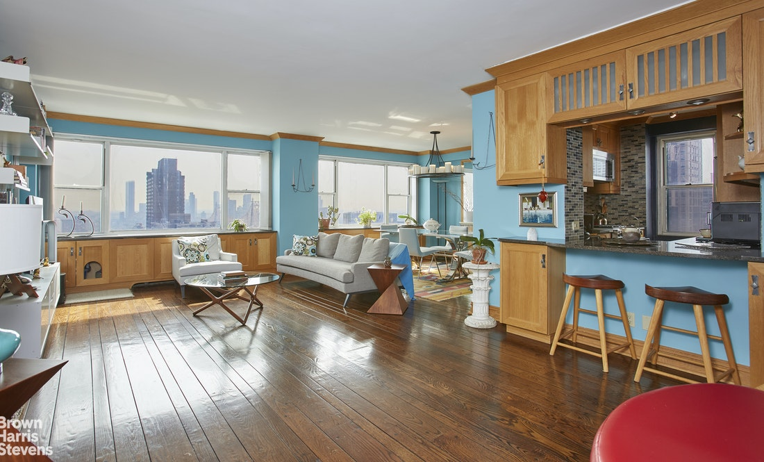 340 East 64th Street 28A, Upper East Side, NYC, $2,095,000, Web #: 20396154
