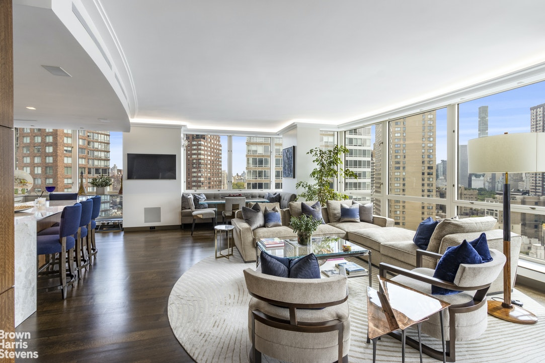 1965 Broadway 22Ab, Upper West Side, NYC, $11,950,000, Web #: 20396950