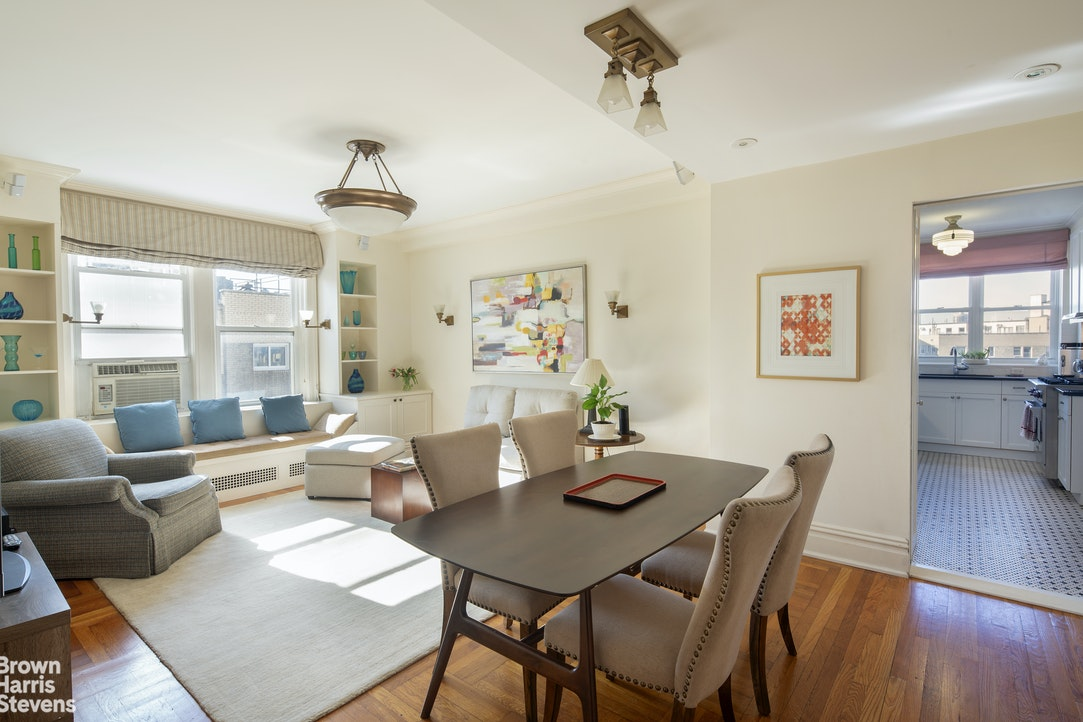 607 West End Avenue 16A, Upper West Side, NYC, $2,995,000, Web #: 20483310