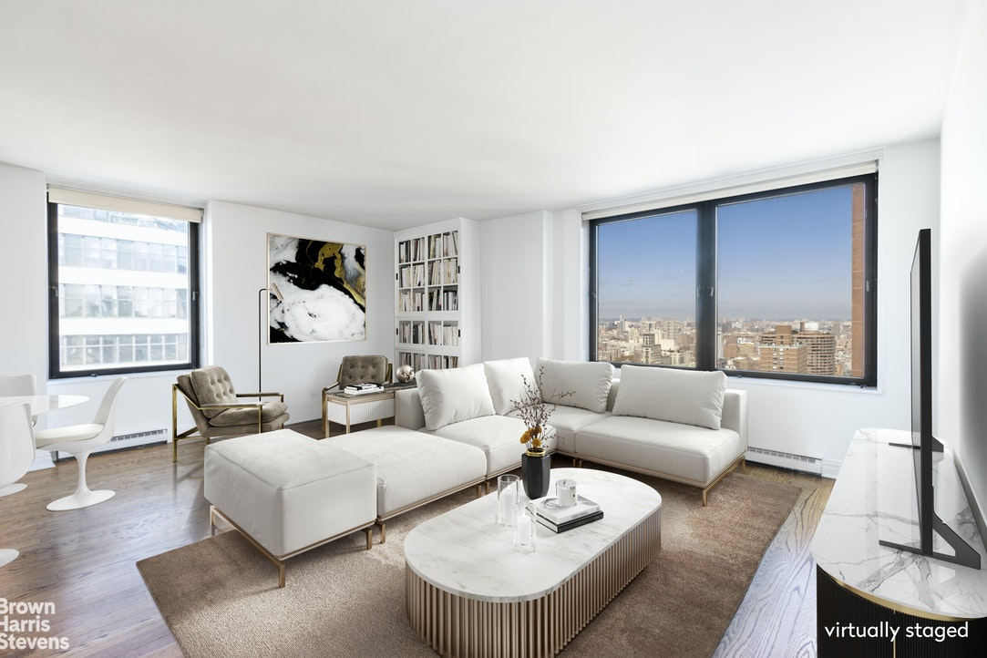 1601 Third Avenue 33K, Upper East Side, NYC, $1,299,000, Web #: 20493468