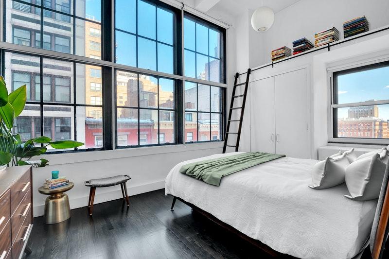 Rare Loft: Greenwich Village