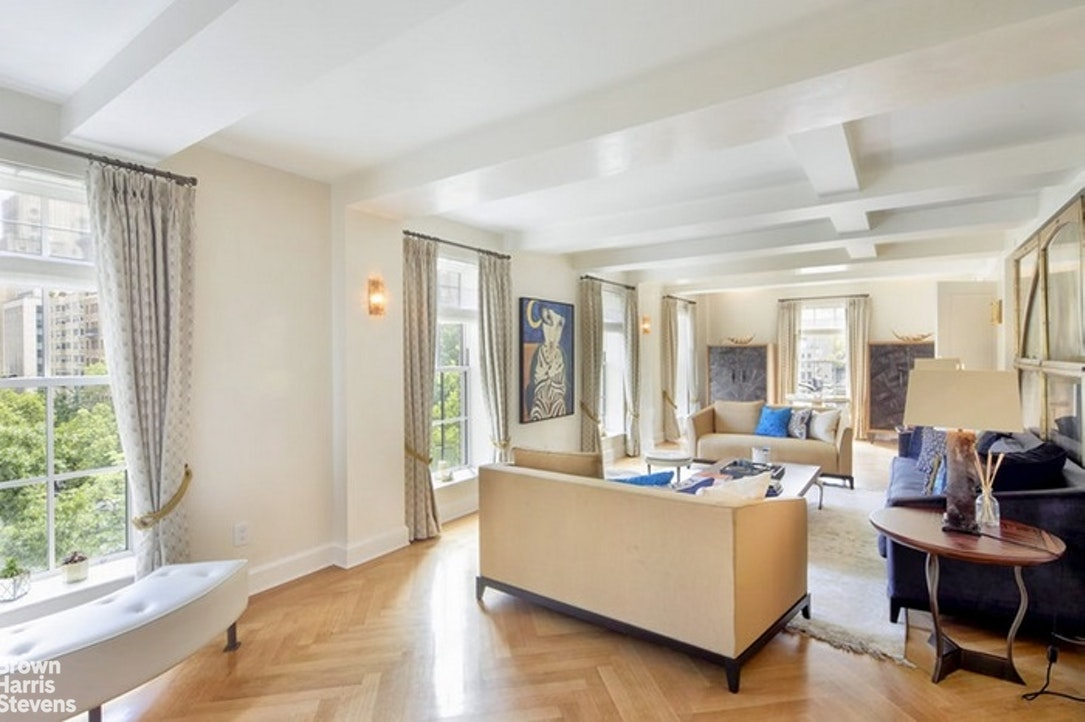 18 Gramercy Park South 7, Gramercy Park, NYC, $13,500,000, Web #: 20782305