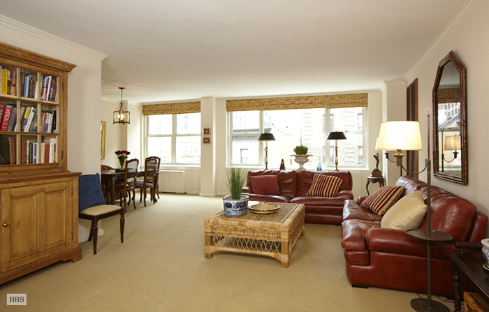 139 East 63rd Street, Upper East Side, NYC, $795,000, Web #: 3342127