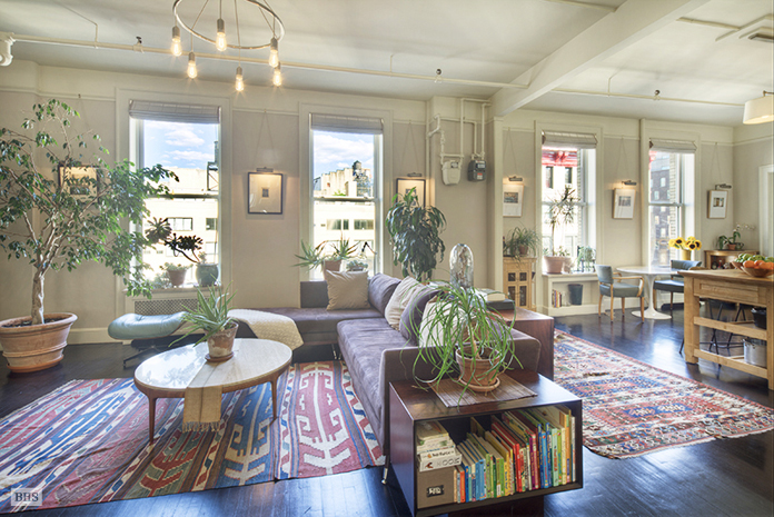 330 Lafayette Street 5B, Greenwich Village/NOHO/Little Italy, NYC, $4,050,000, Web #: 3372229