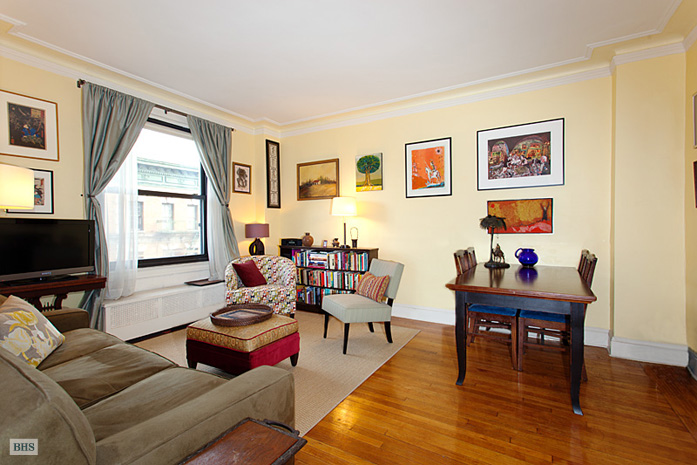 230 West 105th Street, Upper West Side, NYC, $599,000, Web #: 3695352