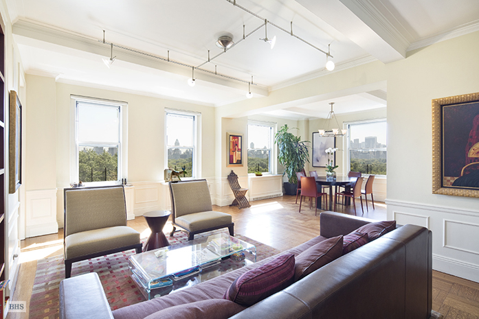 225 Central Park West, Upper West Side, NYC, $2,775,000, Web #: 3788880